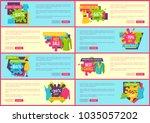 best choice 50  off premium... | Shutterstock .eps vector #1035057202
