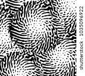 black and white grunge stripe... | Shutterstock .eps vector #1035096922