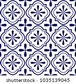ceramic tile pattern vector ...