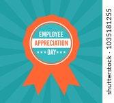 employee appreciation...   Shutterstock .eps vector #1035181255