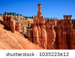 utah   usa   august 22  2015 ... | Shutterstock . vector #1035223612