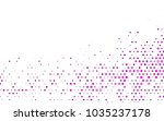 dark pink vector red banner... | Shutterstock .eps vector #1035237178
