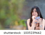 phone comunication texting of... | Shutterstock . vector #1035239662