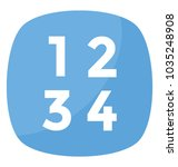 numerical digits symbol of...