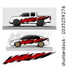 abstract racing background...   Shutterstock .eps vector #1035259276