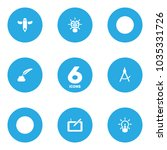 set of 6 constructive icons set.... | Shutterstock .eps vector #1035331726