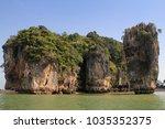 Phang Nga On The Sea In...