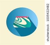 vector illustration. stationery ... | Shutterstock .eps vector #1035422482