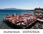 canakkale   turkey   07.06.2016 ... | Shutterstock . vector #1035425626