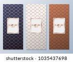 design templates for flyers ...   Shutterstock .eps vector #1035437698