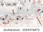 view of an art gallery....   Shutterstock . vector #1035476872