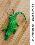 Crocodile Key Holder