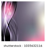 abstract vector background.... | Shutterstock .eps vector #1035632116