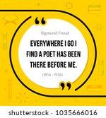 vector quotation. everywhere i...   Shutterstock .eps vector #1035666016