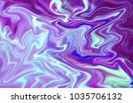 purple and cerulean digital... | Shutterstock . vector #1035706132