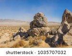 sandstone geological rock...