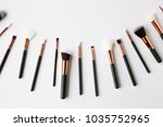 composition with professional... | Shutterstock . vector #1035752965
