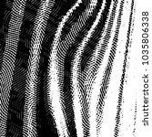 black and white grunge stripe... | Shutterstock . vector #1035806338