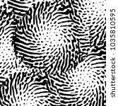 black and white grunge stripe... | Shutterstock . vector #1035810595
