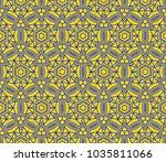 traditional geometric seamless...