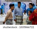 kuala lumpur  malaysia   august ...   Shutterstock . vector #1035866722