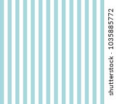 abstract blue and white stripes ... | Shutterstock .eps vector #1035885772