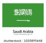 high detailed vector flag of...   Shutterstock .eps vector #1035895648
