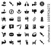 flat vector icon set   soap... | Shutterstock .eps vector #1035926272