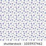 colorful dot pattern  vector   Shutterstock .eps vector #1035937462