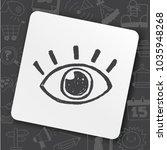 icon art idea  | Shutterstock .eps vector #1035948268