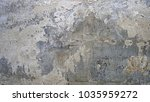 texture of the old painted... | Shutterstock . vector #1035959272