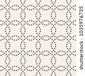 vector seamless pattern. modern ...   Shutterstock .eps vector #1035976735