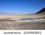 Badwater Basin Is An Endorheic...
