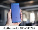 riga  february 2018   newly... | Shutterstock . vector #1036030726