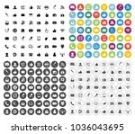 vector communication icons set  ... | Shutterstock .eps vector #1036043695