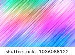 light multicolor  rainbow... | Shutterstock .eps vector #1036088122