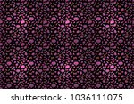 raster illustration. valentines ... | Shutterstock . vector #1036111075