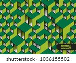 graphic illustration. abstract... | Shutterstock .eps vector #1036155502