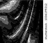 black and white grunge stripe... | Shutterstock .eps vector #1036199212