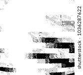 abstract grunge grid stripe... | Shutterstock .eps vector #1036287622