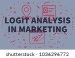 conceptual business... | Shutterstock . vector #1036296772