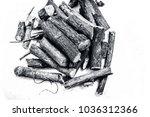 close up of ayurvedic herb... | Shutterstock . vector #1036312366