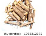 close up of ayurvedic herb... | Shutterstock . vector #1036312372