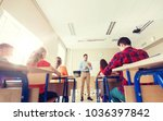 education  school  teaching ... | Shutterstock . vector #1036397842