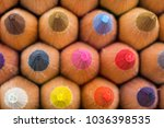 colorful background with... | Shutterstock . vector #1036398535