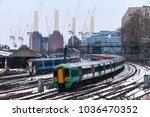 london  uk   march 1st 2018  a... | Shutterstock . vector #1036470352