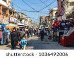 sabra and shatila refugee camp...   Shutterstock . vector #1036492006