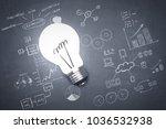 business concept illustration | Shutterstock . vector #1036532938