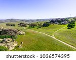 Unpaved Road Through One Of Th...
