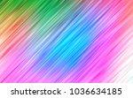light multicolor  rainbow... | Shutterstock .eps vector #1036634185
